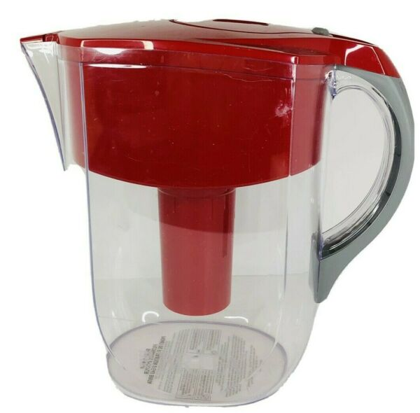 Brita Water Filtration System Pitcher in Red