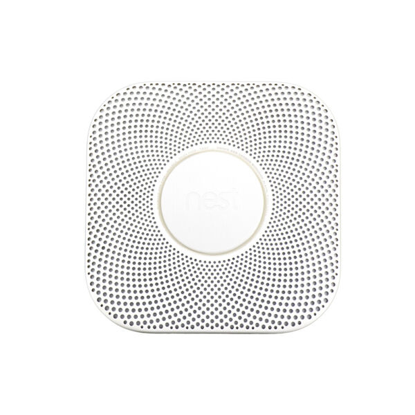 Nest Protect Smoke amp; Carbon Monoxide Alarm Hard Wired S3003LWES $84.99