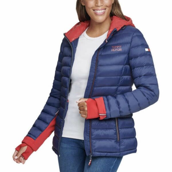 Tommy Hilfiger Packable Puffer Jacket $45.99