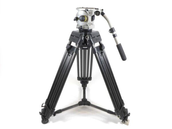Vinten Vision 100 Fluid Tripod Heavy Duty Carbon Fiber 100mm