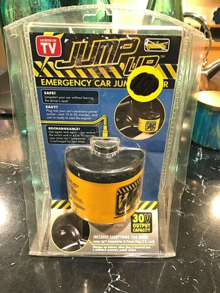 Jump Up Emergency Car Starters As Seen On TV Jumpstarter.NEW $12.99