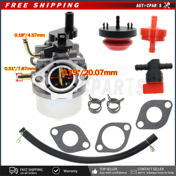 Carburetor For Toro Model 38411 38410 38415 38416 Snow Blowers