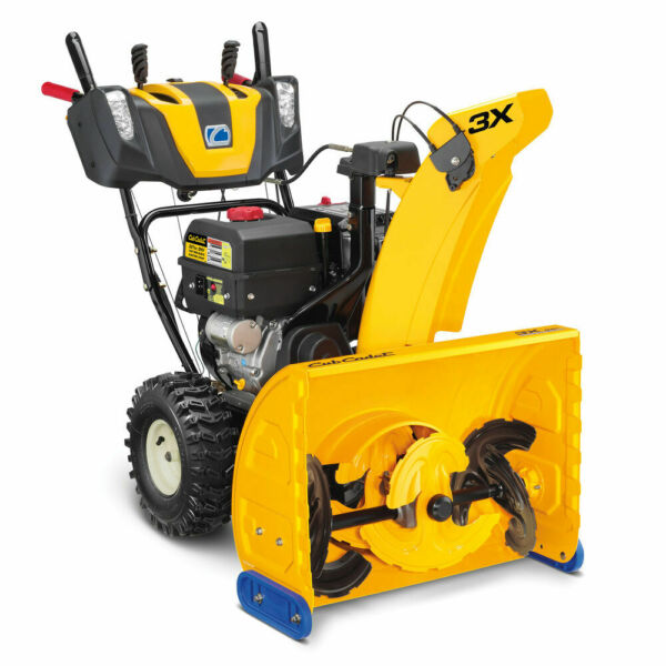 3X26 CUB CADET SNOW THROWER 26quot; 3 STAGE