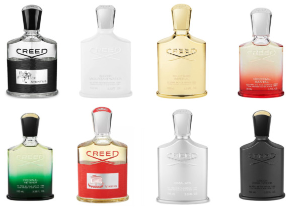 Creed Samples for Men Travel Size Colognes 100% Authentic Choose Size amp; Scent