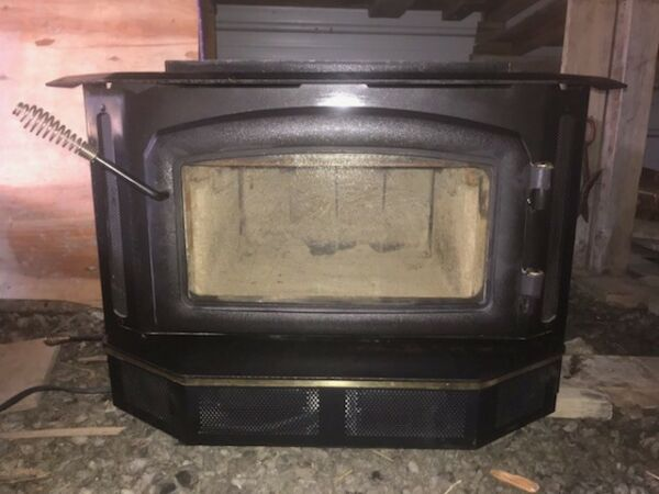 Regency Wood Fireplace Insert I2400M with blower $1450.00