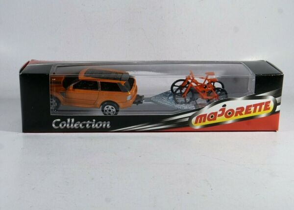 Majorette Collection N°246 A Range Rover Stormer With Trailer Bike New 1 61 $21.42