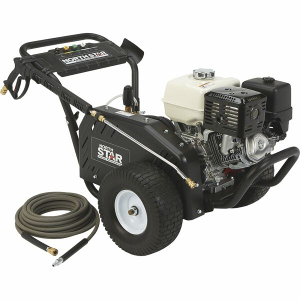 NorthStar Gas Cold Water Pressure Washer 4000 PSI 3.5 GPM Honda Engine $1799.99