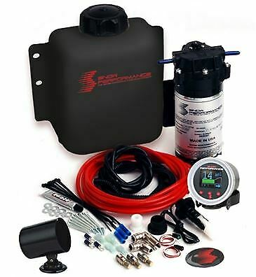 Snow Performance Water Injection System Gas Stage 2 with Injection Tubing 210
