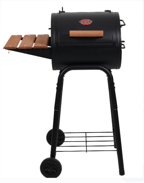 Char Griller Patio Pro Charcoal Grill Black E1515