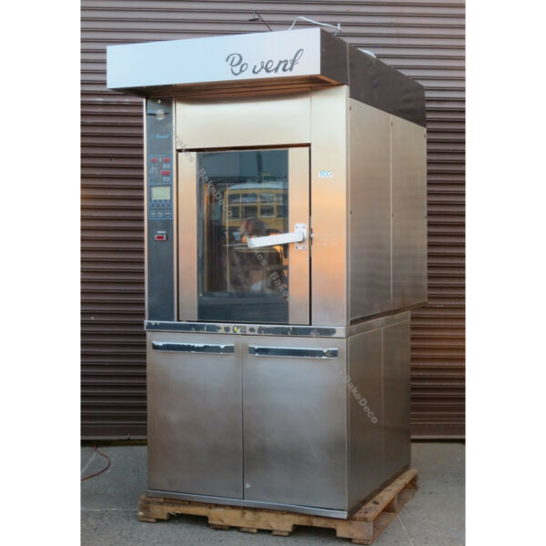 Revent Mini Rack Oven W Proofer 739 Used Good Condition $8750.00