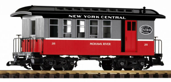 Piko 38652 G New York Central Wood Combine Car #215 $115.99