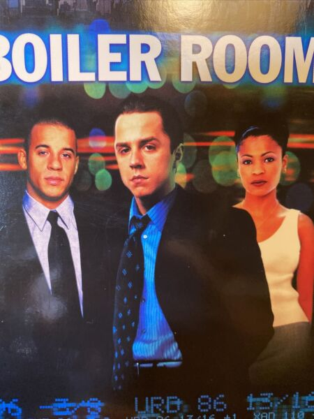 Boiler Room DVD Widescreen 2000 Vin Diesel $5.99