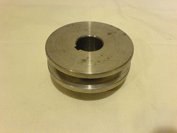 ARIENS SNOW THROWER CAST quot;Vquot; SHEAVE PULLEY 01023800 *NOS OEM PART* A 39
