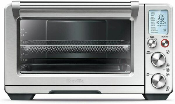 NEW Breville BOV900BSS Convection amp; Air Fry Smart Oven Brushed Stainless Steel