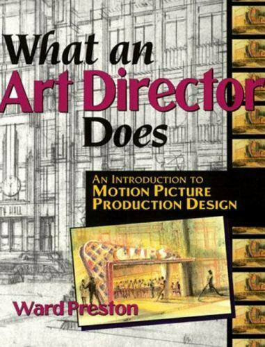 What an Art Director Does: An Introduction to Motion Picture Production Desi... $5.03