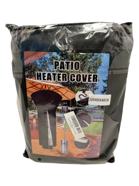 Waterproof Outdoor Patio Heater Cover Gas Snow Rain Dust Protector Heavy Duty US