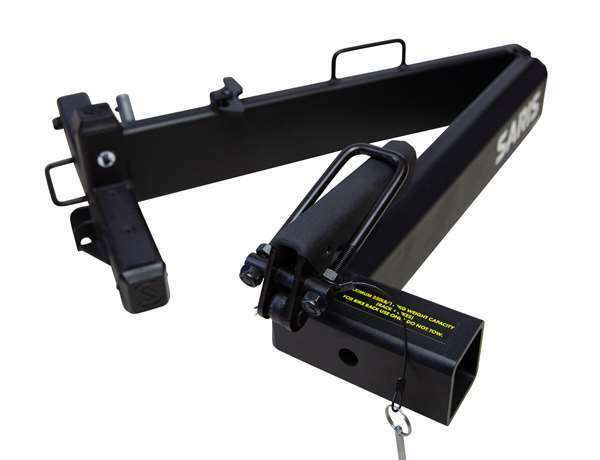 Saris Swing Away Accessory Add On for 2quot; Hitch Racks NEW $329.99