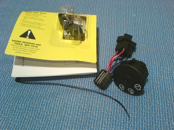 SIMPLICITY REGENT AND OTHERS IGNITION SWITCH KIT. 7600215YP NEW OEM PART S TOP