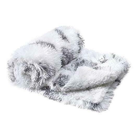 Super Soft Dog Blankets for Small Medium Large Paw Print Small 20quot; X 30quot; $15.17
