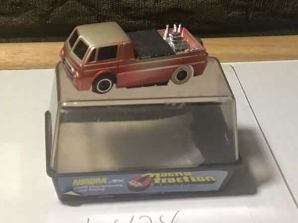 Vintage Tyco Pro Little Red Wagon Slot Car 1960s