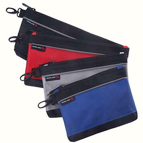Small Tool Bag Organizer Zipper Tool Pouch Waterproof Tool Multicolored 1 $22.38