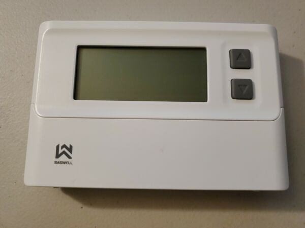 Non programmable Thermostat Heat Pump Thermostat 24 Volt W Backlit Digital $15.00