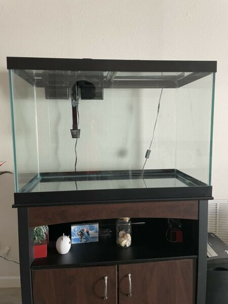 Fish Tank With Stand $450.00