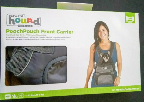 Outward Hound PoochPouch Carriers Lightweight Dog Packs and Front Carriers $26.60