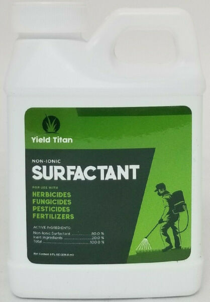 Yield Titan#x27;s Surfactant for Herbicides Non Ionic Increase Product Penetration