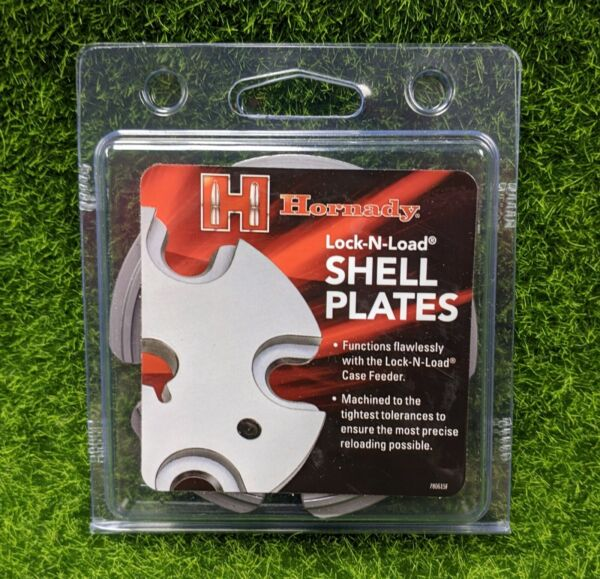 Hornady Shell Plate Lock N Load AP 223 Rem 380 Auto Size #16 392616
