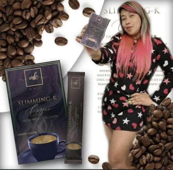 100% Authentic Slimming K Coffee By Madam Kilay 10 Sachets
