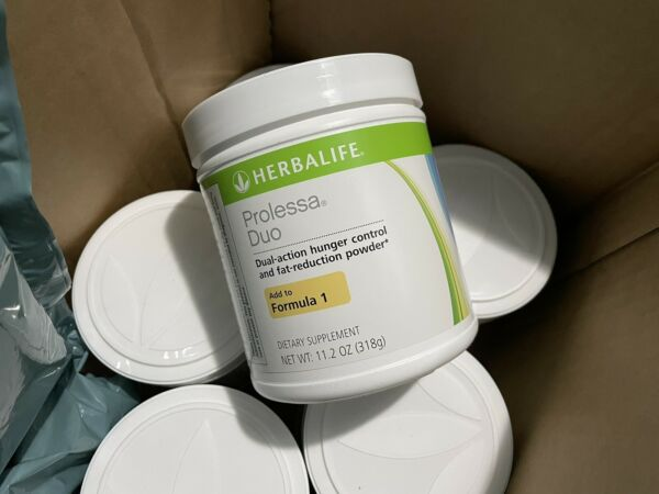 Herbalife Prolessa Duo 30 Day Supply Weight Loss Powder Supplement ON SALE $58.99