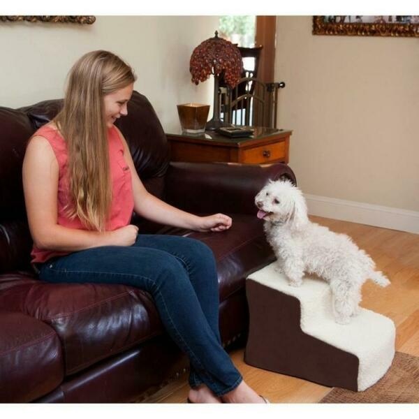 Easy Step Ii Deluxe Soft Pet Stairs $59.35
