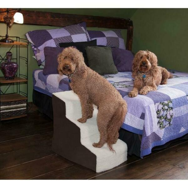 Easy Step Iii Deluxe Soft Pet Stairs $97.15