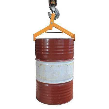 Zoro Select 21Vg34 Drum Lifter1 Drum55 Gal.1000 Lb21 In $199.89