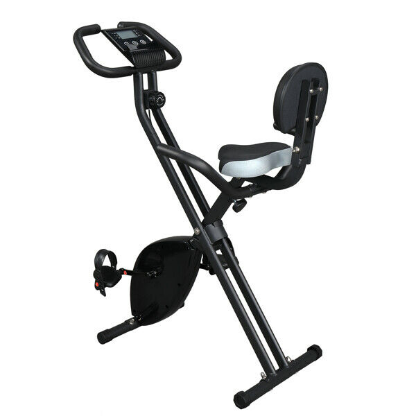 Folding Fixed Vertical Home Indoor Bicycle Exercise Bike Gym Exercise Decoration $151.39