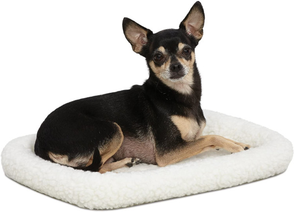 18 Inch Pet Bed Dog Beds Ideal For Metal Dog Crates Machine Wash amp; Dry NEW $7.23