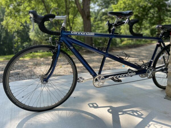 Cannondale Tandem Road Bicycle $900.00