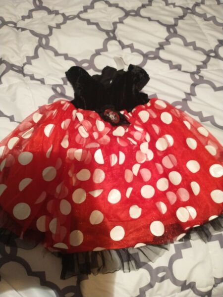 Disguise Disney Minnie Mouse Baby Costume