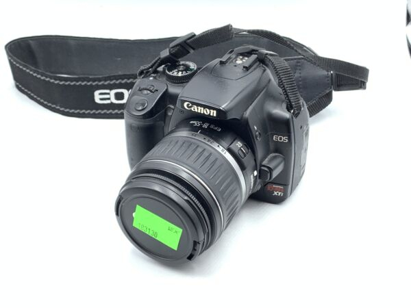 USED Canon XTI W 18 55 Kit $149.00