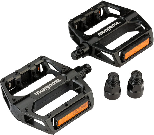 Mongoose Mountain Bike Pedal Fits 9 16 amp; 1 2 Pedals $18.58