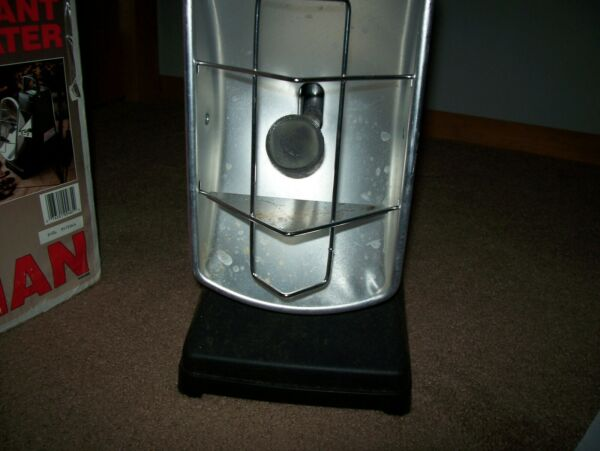 Coleman Focus 5 Heater . Nice With Box $155.95