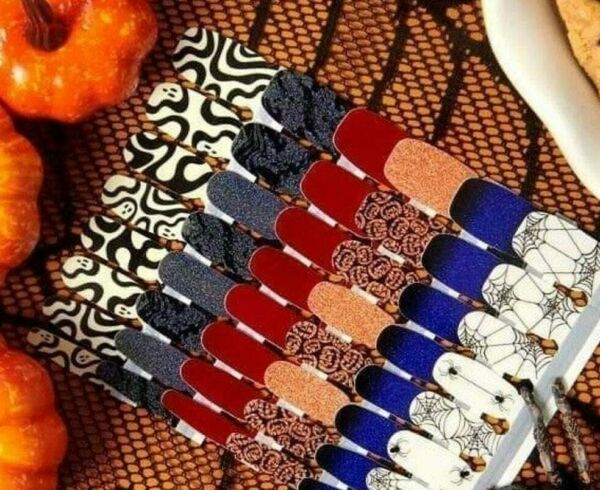 Color Street Nail Strips HALLOWEEN 2021 $13.00
