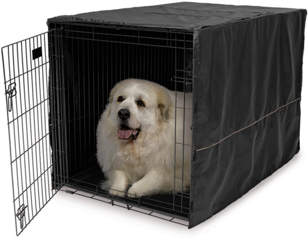 Privacy Dog Crate Cover Fits MidWest Dog Crates Machine Wash amp; Dry NEW $41.07