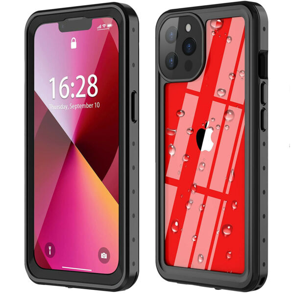 Heavy Duty Shockproof for iPhone 13 13 pro max Waterproof Case Screen Protector $15.99