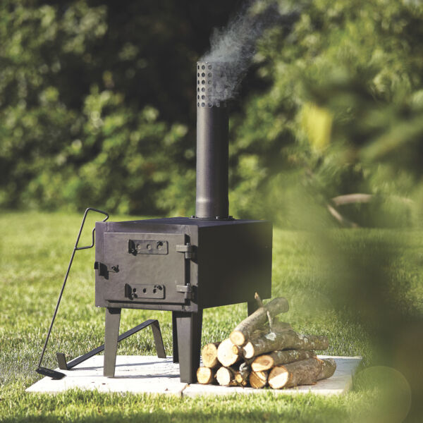Outdoor Wood Burning Stove $124.99