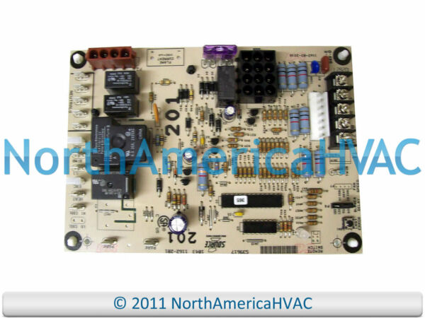 York Luxaire Coleman Furnace Control Circuit Board 031 01973 000 031 01933 000 $104.95