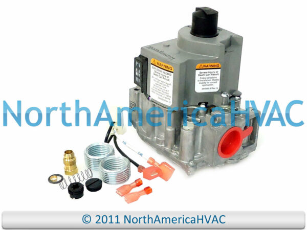 Honeywell Furnace Elctrnc Ignition Gas Valve VR8204A1201 VR8204A 1201 NATLP GAS