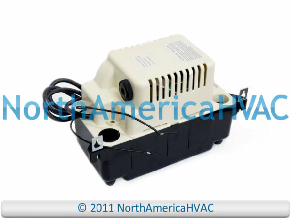 Universal Furnace Automatic Condensate Pump 15 Foot Lift w Safety Shut-Off