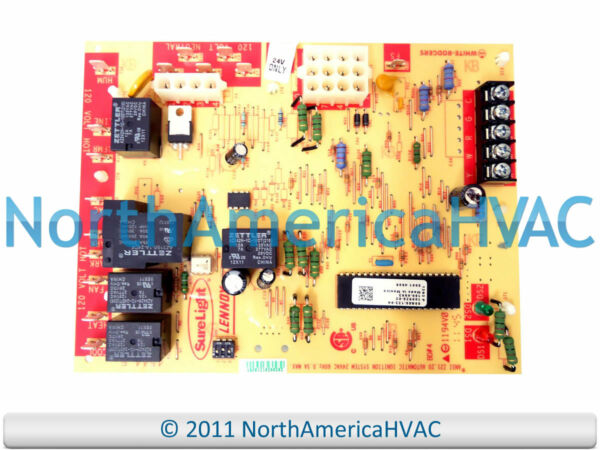 OEM White Rodgers Lennox Furnace Control Circuit Board 50A66 123 04 150 0993 $154.95